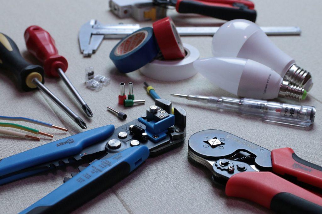 Werkzeug, Elektriker